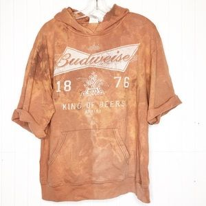 Budweiser | Bleached Out Hoodie